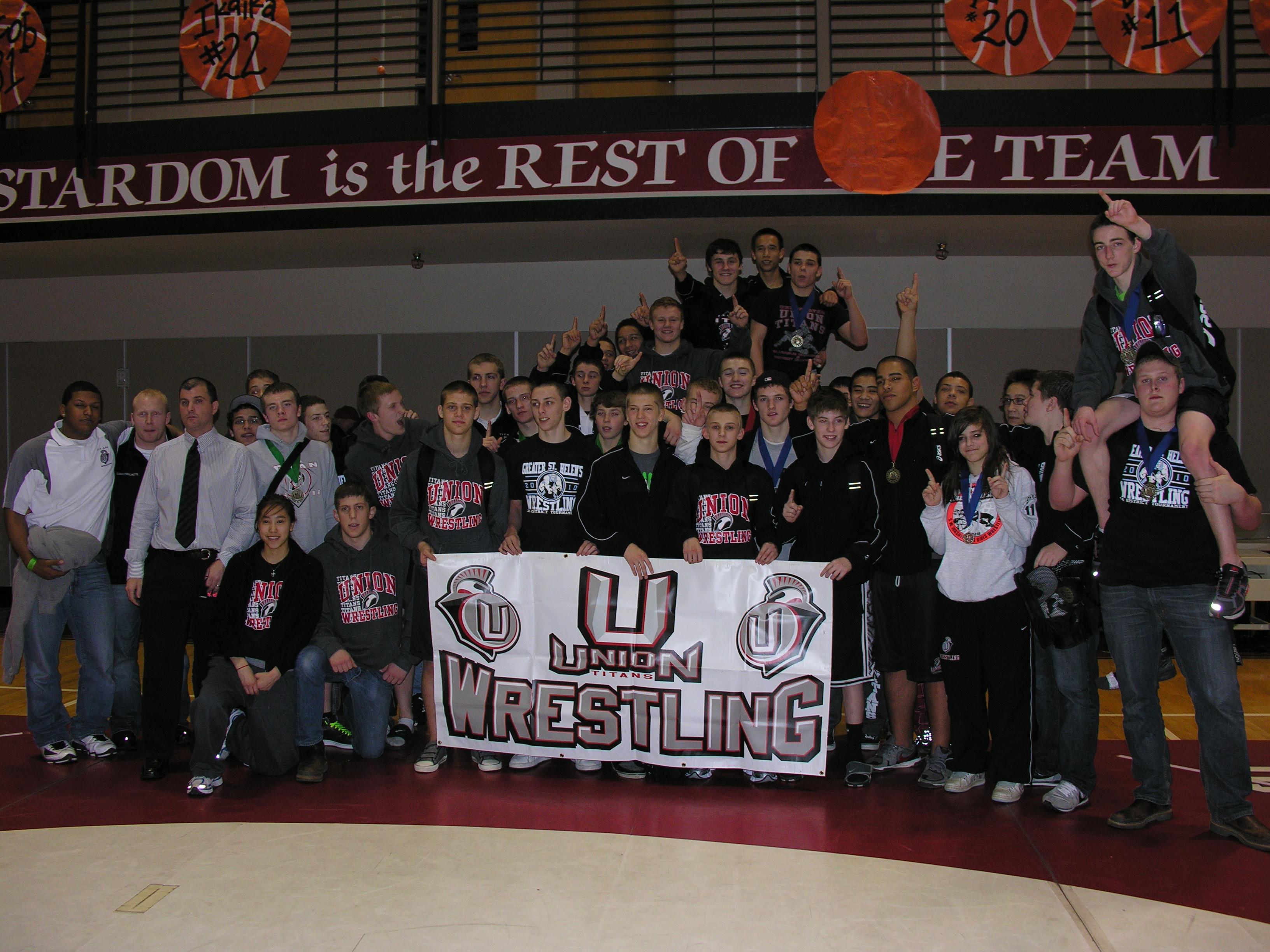 2009 District Champions
