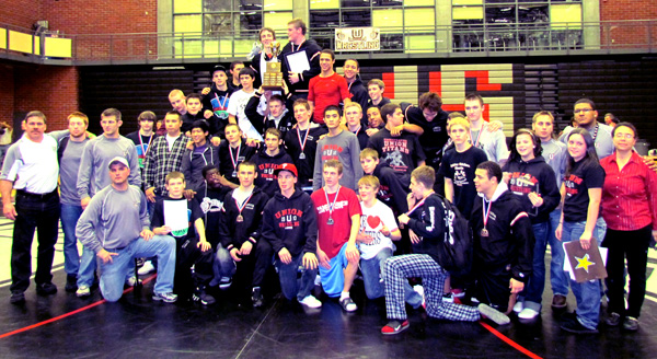 District Tournament Champions