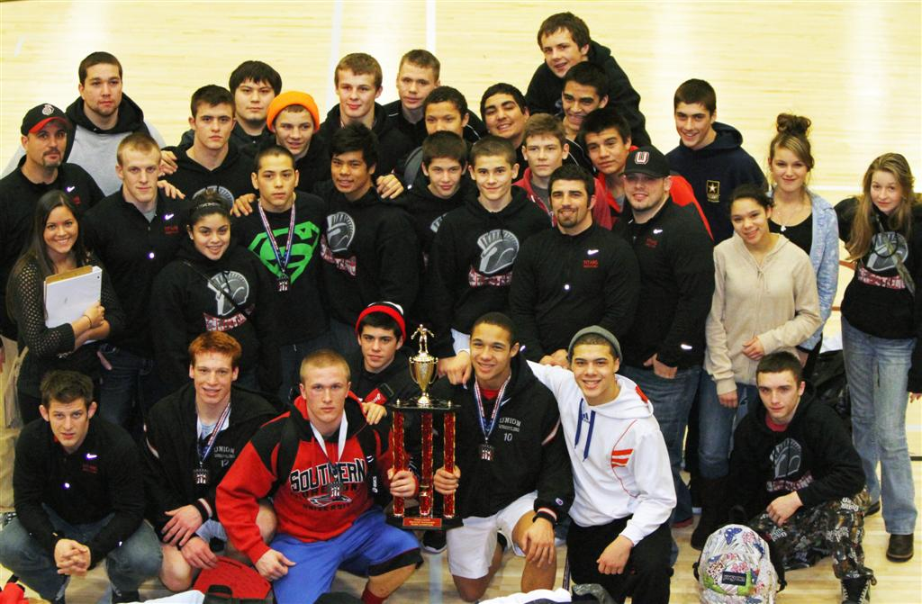 Union Titans Take Home the Team Title at Sandy