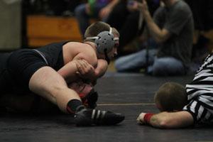 Mason Proudfit, 2013 Clark County Championships