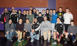 3rd Place - Heritage Duals (25 Jan 2014)