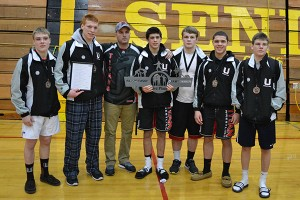 Individual Placers - Pac Coast Wrestling Championship - 2014