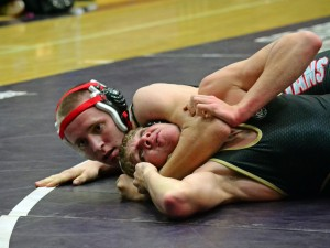Luke vs. Evergreen at League Dual