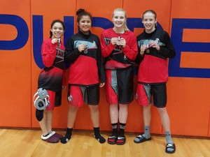 District IV South Girls Sub-regional Placers (6 Feb 2016)